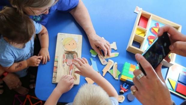 Sector leaders have met Education Minister Nikki Kaye to talk about the need for a funding increase in early childhood ...