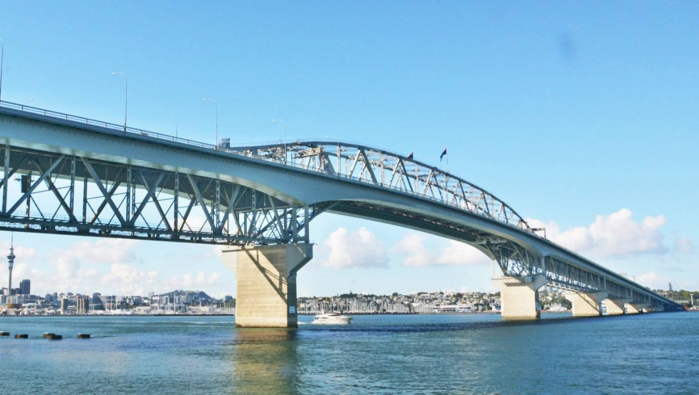 Auckland S 4 Billion Second Harbour Crossing As Far As 30