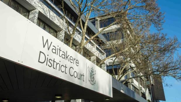 Haiyan Luo was sentenced at the Waitakere District Court on Tuesday for lying to immigration officials.