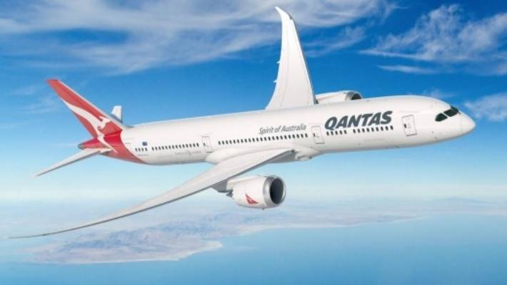96ff7309 Qantas unveils new seats, new livery for Boeing 787 Dreamliners ...