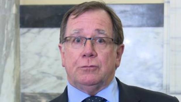 Foreign Affairs Minister Murray McCully