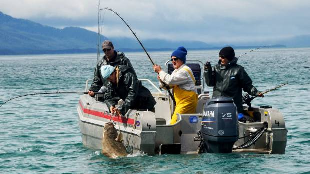 Smooth sailing in us for southland boat business for Fishing company of alaska