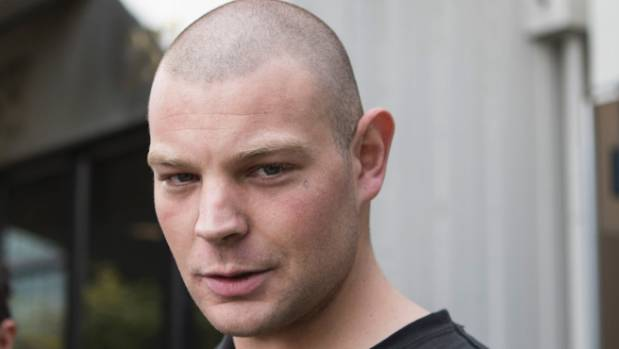 "Andy Junior Halliday, 22, asked to be imprisoned for his and the community's safety because he had an ""extreme"" ..."