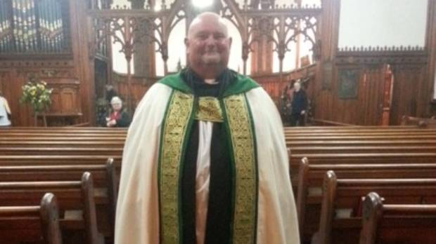 reverend brian dawson moves from st peters church vicar