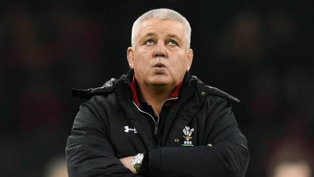 Warren Gatland says the captain of the Lions squad won't be guaranteed a starting spot.