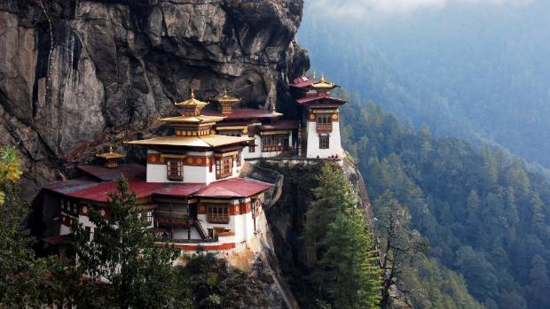 If you want to see Taktsang, or the Tiger's Nest monastery, in Bhutan, you can only do so if you've paid the Bhutanese ...