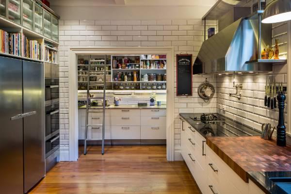 New york deli style kitchen in wellington hits the big for New york style kitchen