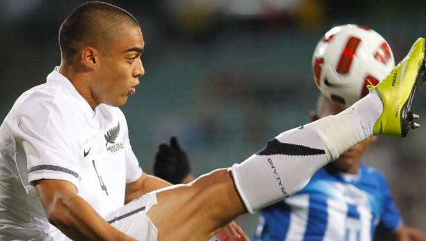Winston Reid has only played 21 games for the All Whites in seven years.