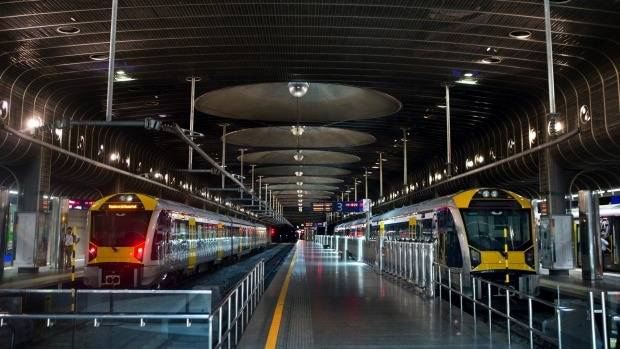 Britomart Station will no longer be a dead end once the City Rail Link is built.