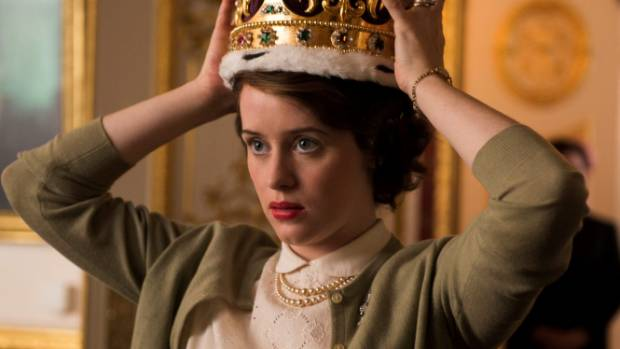 For all the beauty and grace that Claire Foy brings to the part of Queen Elizabeth II in The Crown, her performance and ...
