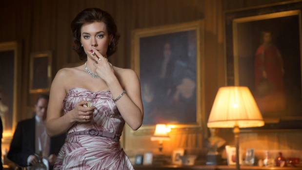 The Crown is about a house full of people experiencing their own versions of identity crises.