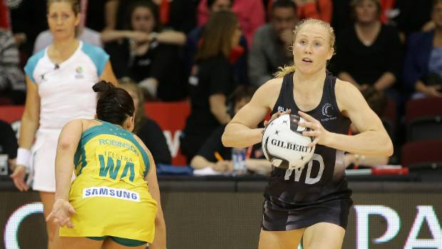 Laura Langman can't play for the Silver Ferns in 2017.