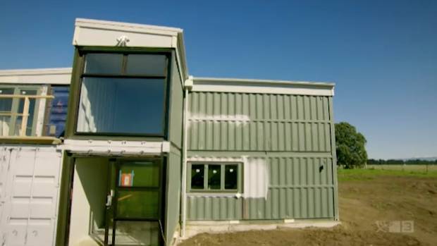 Grand Designs NZ: Shipping container house proves ambitious | Stuff ...