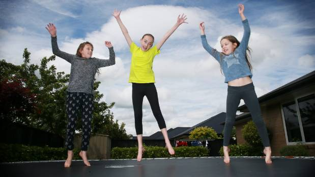 Trampoline accidents cost the ACC $3.89m in 2016.