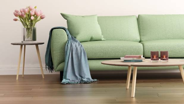 Green is set to be big in 2017. If you want to keep on top of interior trends, sign up for our Home newsletter.