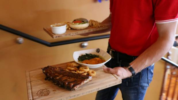 The Spur brand is known for its grilled steaks, burgers and ribs.