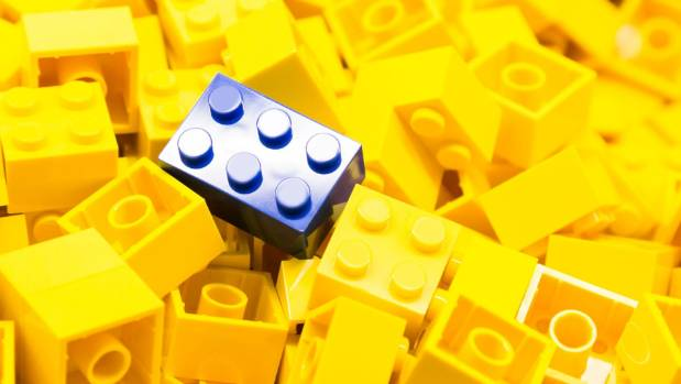 Lego innovated itself out of a bankruptcy crisis.