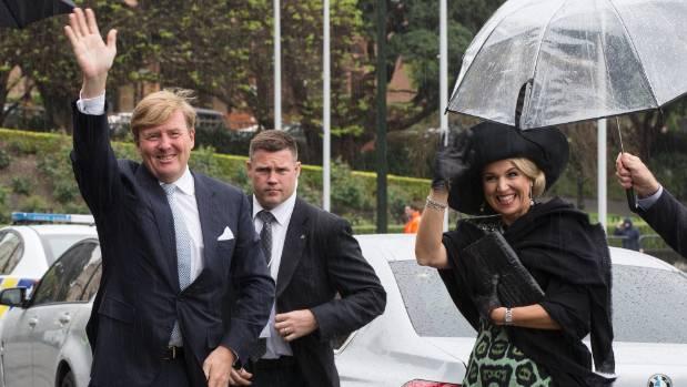 Dutch royal visit heads to Christchurch
