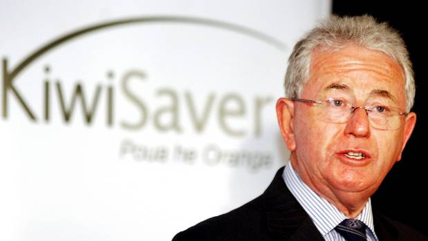 Former Finance Minister Michael Cullen launched KiwiSaver in 2007.