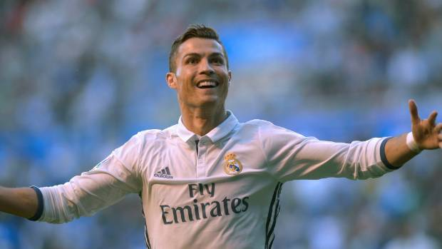 Cristiano Ronaldo is the most influential sports star in the world.