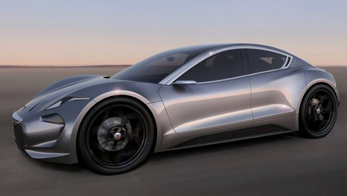 Fisker Will Challenge Tesla With Its Own High End Electric Car