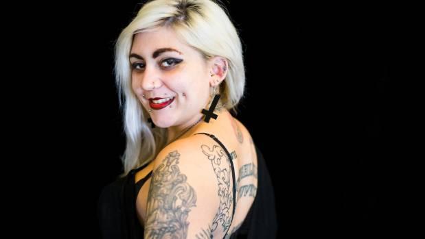 Miss ink winner rebel wilde talks tattoos and self for Miss tattoo pageant