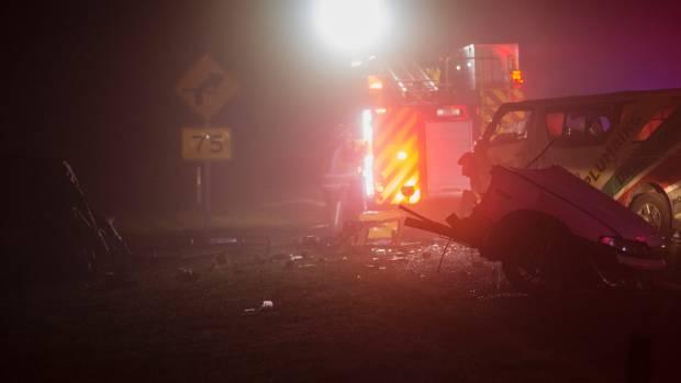 Charges laid over quadruple fatal crash   Stuff co nz