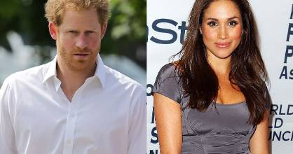 Prince Harry has slammed the media over 'racial undertones' in comment pieces about his new girlfriend Meghan Markle.