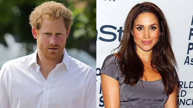 Prince Harry, Meghan Markle spotted together for 1st time at London theater