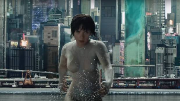 Scarlet Johansson's silicon body suit for Ghost in the Shell  was designed and made by Weta Workshop.