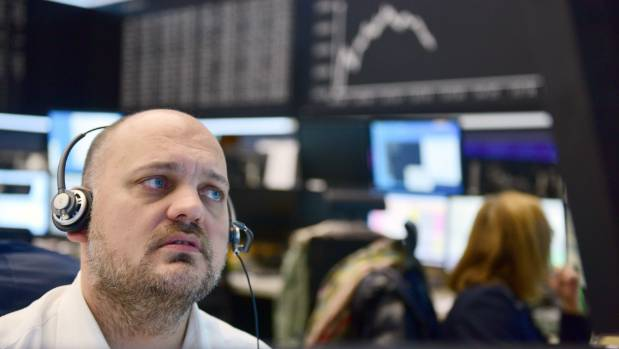 US stocks mixed in early trade; bond prices tumble
