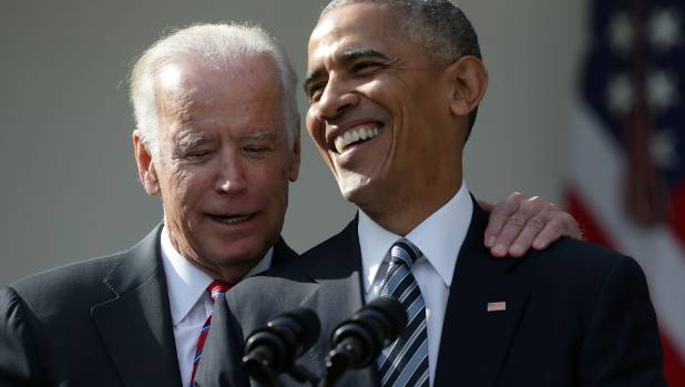 We're certainly going to miss the Joe Biden/Barack Obama bromance - and the memes.