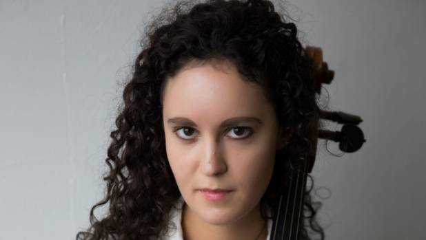 Cellist Lucy Gijsbers was one of the many talented performers on show at the Kristallnacht Holocaust Memorial Concert on ...