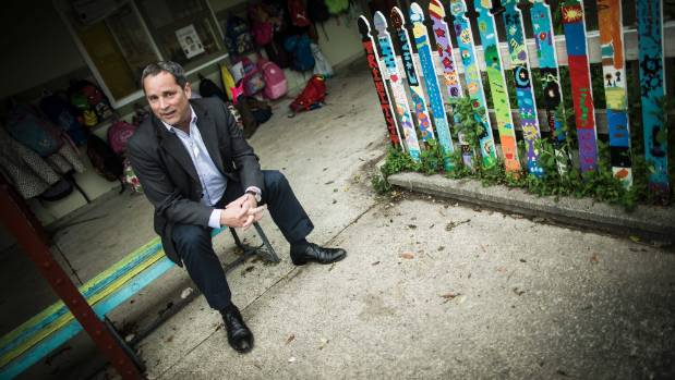 Berhampore Primary School principal Mark Potter says the Government's intentions are good, and the new system could help ...