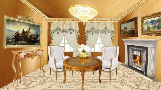 What Will Donald Trump 39 S White House Interior Look Like