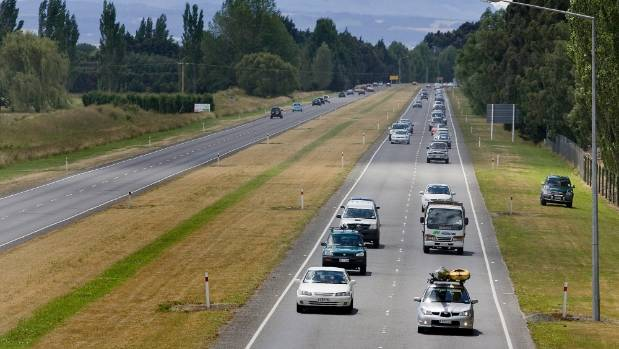 Image result for 110kmh northern expressway christchurch