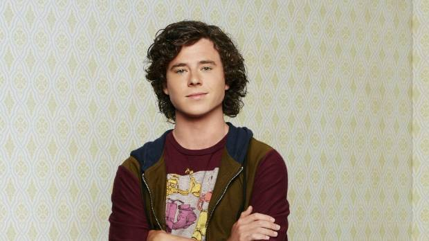 Charlie McDermott plays Axl in TVNZ 2 sitcom The Middle.