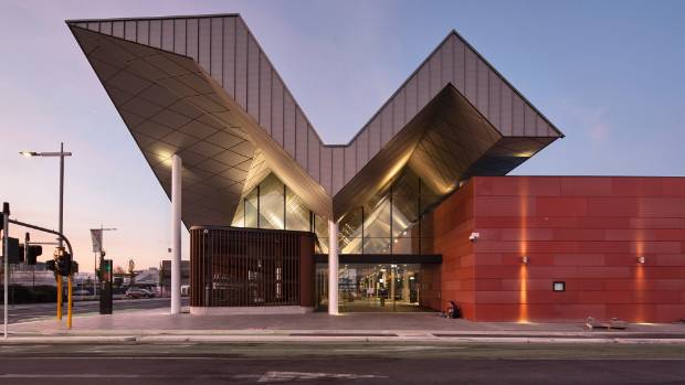 Five years on architects of christchurch rebuild blueprint stand by the christchurch bus interchange malvernweather Image collections