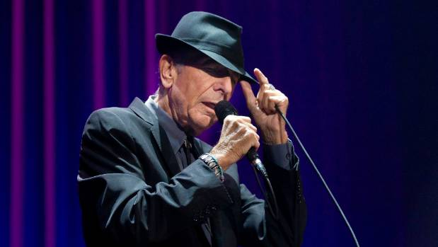Leonard Cohen passed away aged 82.