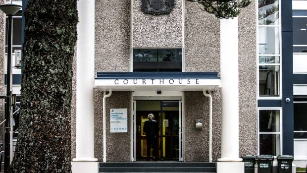 Couple plead guilty to armed holdup of New Plymouth TAB.