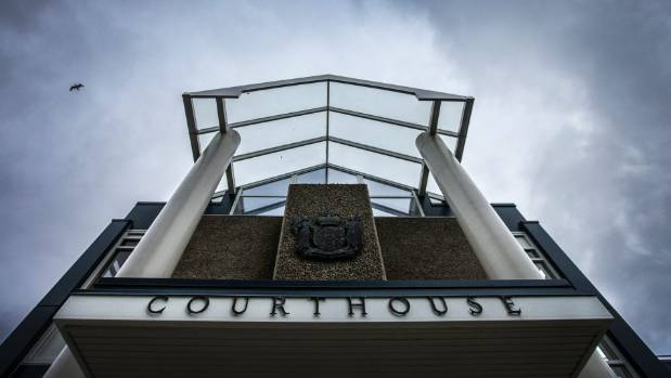 Mark Robert Williamson appeared in the New Plymouth District Court facing 11 charges.