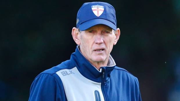 Brisbane and England coach Wayne Bennett isn't likely to be the Blues' Origin saviour.