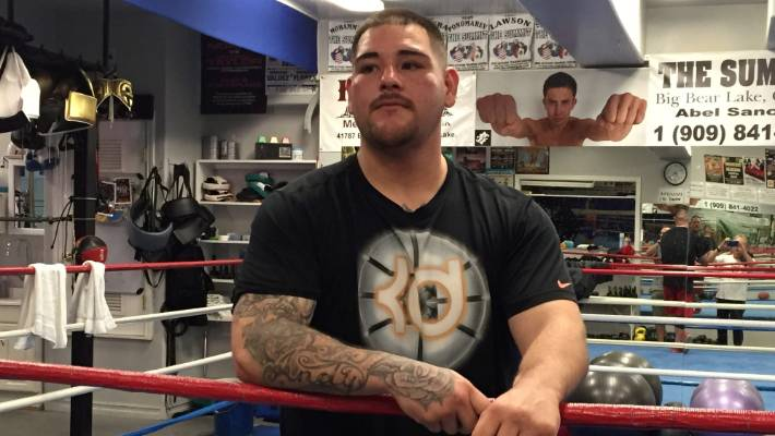 Andy Ruiz plans to cramp up Joseph Parker in WBO title ...