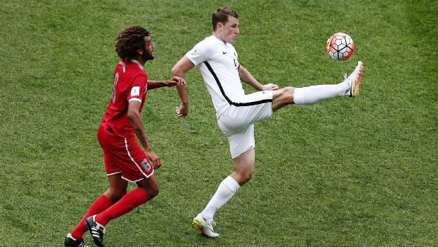 Wood captained the All Whites during their last World Cup qualifying tie against New Caledonia in November.
