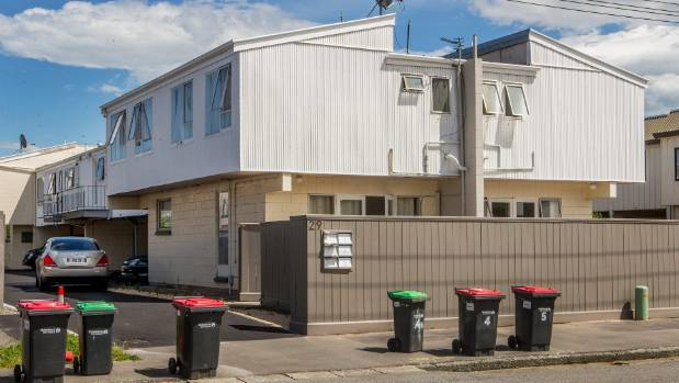 A unit in Riccarton, Christchurch, is vacant after weeks of advertising and a cash offer to potential tenants.