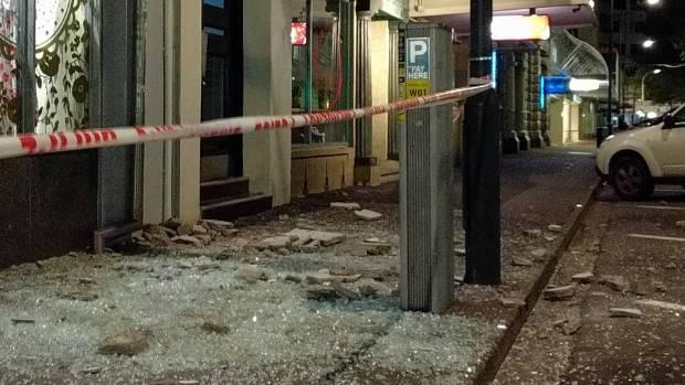 New Zealanders in shock after quake