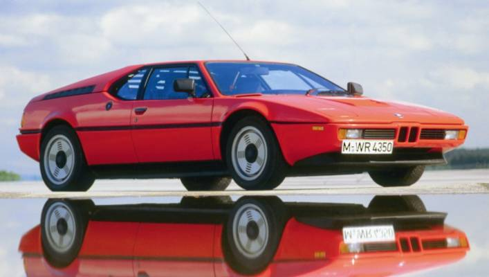 M1 Was Bmw S First M Car But It Hasn T Done Another Mid