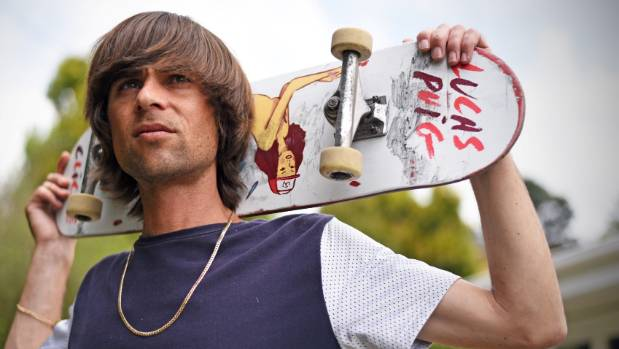 A skater for most of his life, Darcy Craig has never suffered an epilepsy seizure on his board.