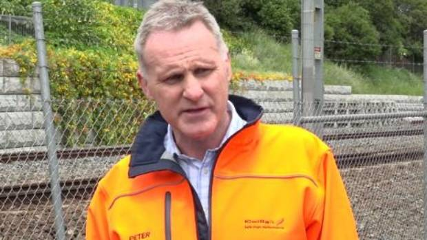 KiwiRail Chief executive Peter Reidy said the decision to replace electric trains with diesel on the North Island main ...