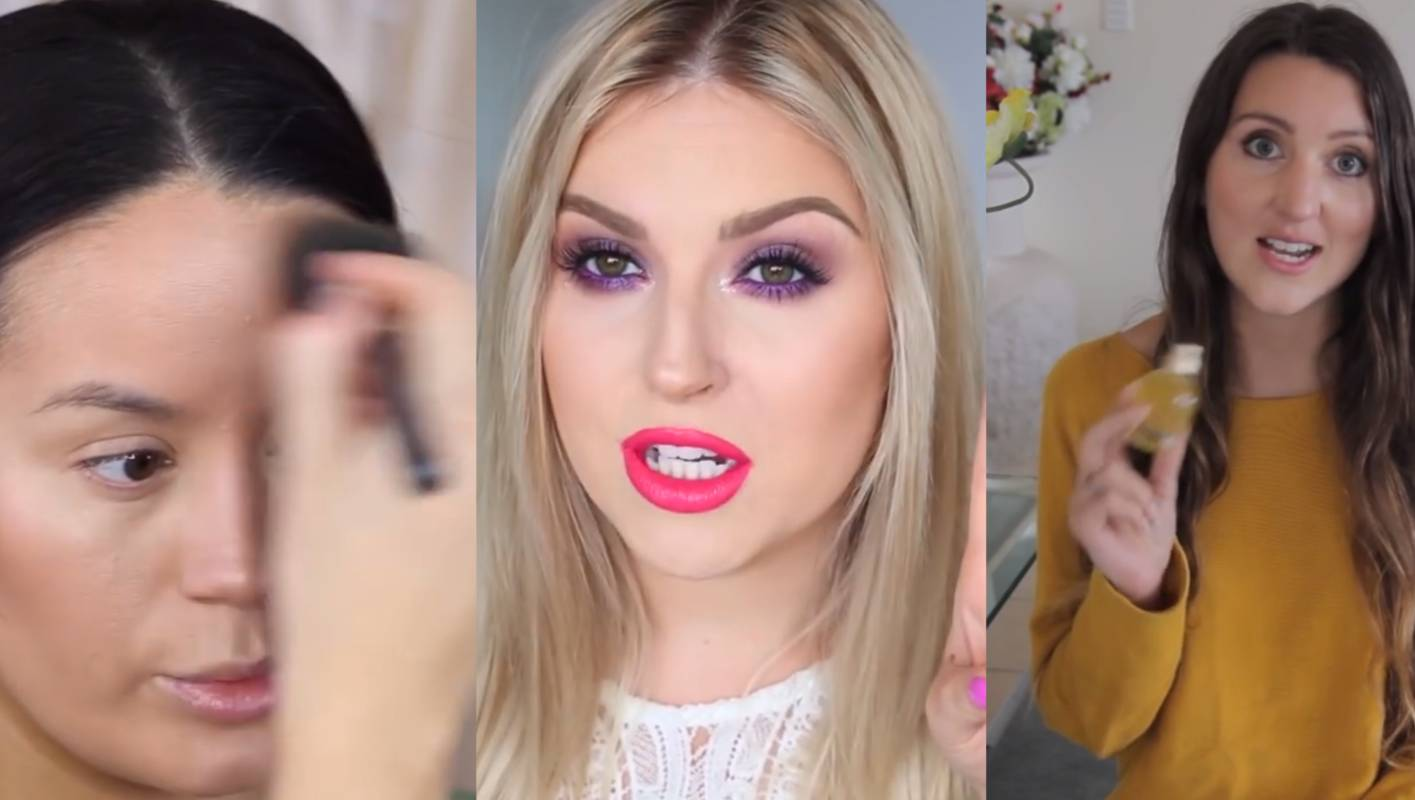 These Were The Most Popular Kiwi Youtube Beauty Vloggers In 2016 Stuff Co Nz